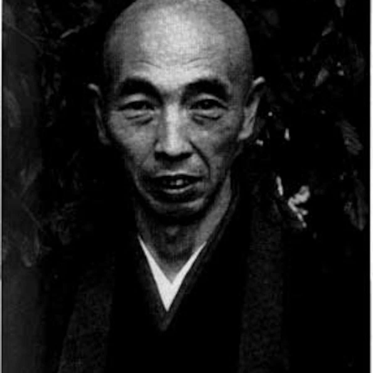 Depender de otros es inestable · Kōshō Uchiyama roshi (1912-1998)