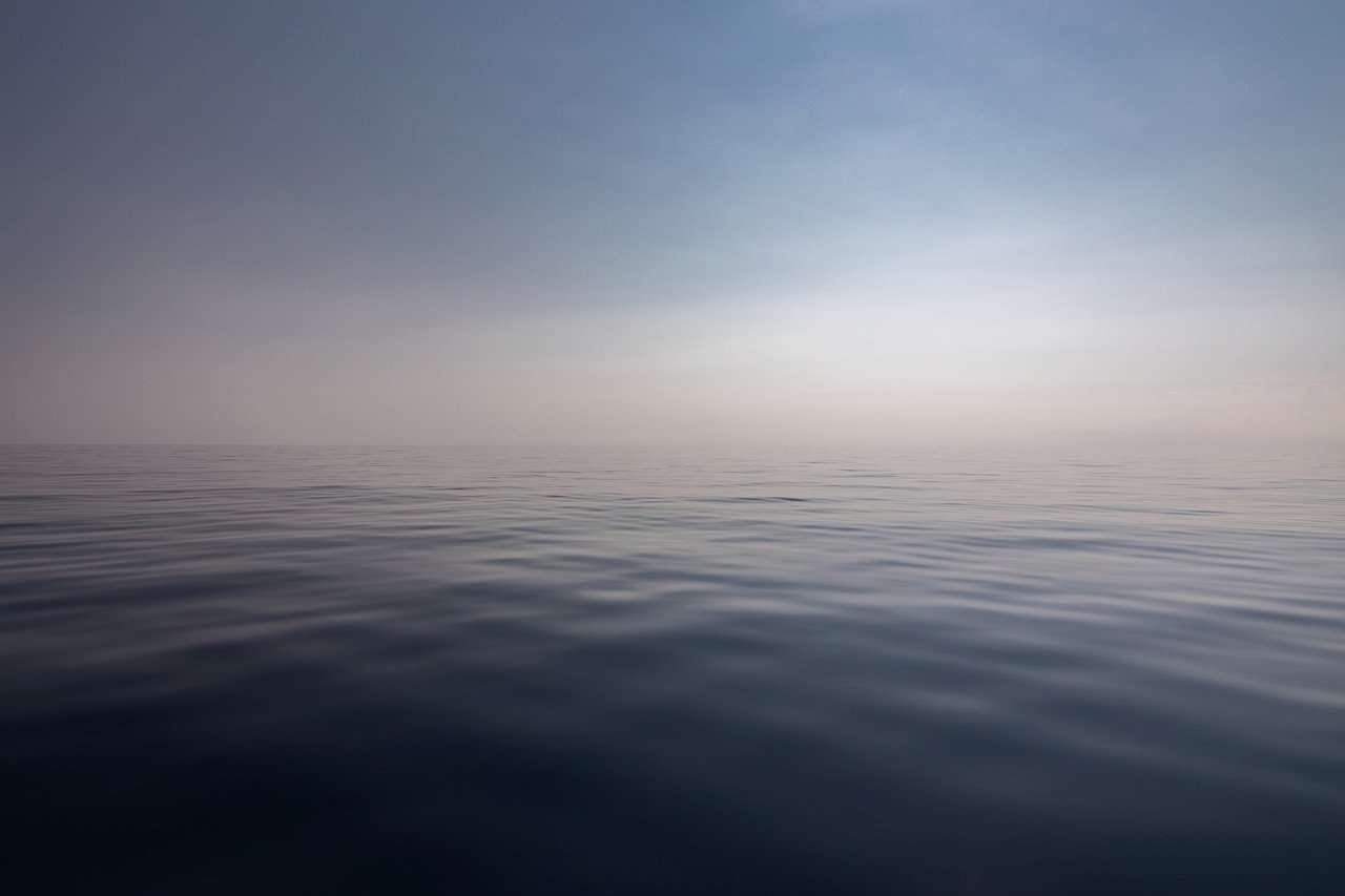 El océano de la Sangha se seca