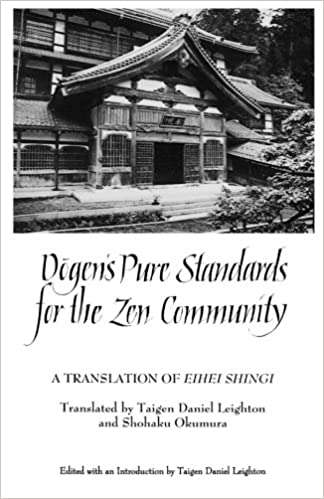 Eihei Shingi · Dōgen's Pure Standards for the Zen Community