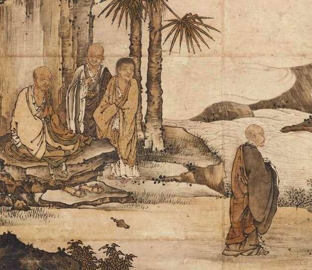 Guishan Lingyou [en japonés Isan Reiyū] (771–853)