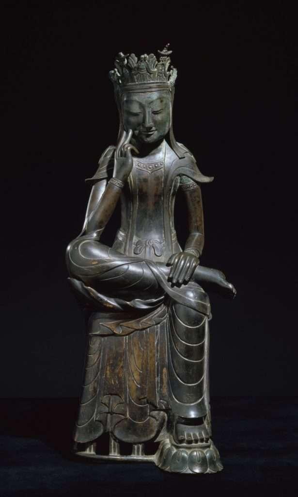 Maitreya ya ha descendido