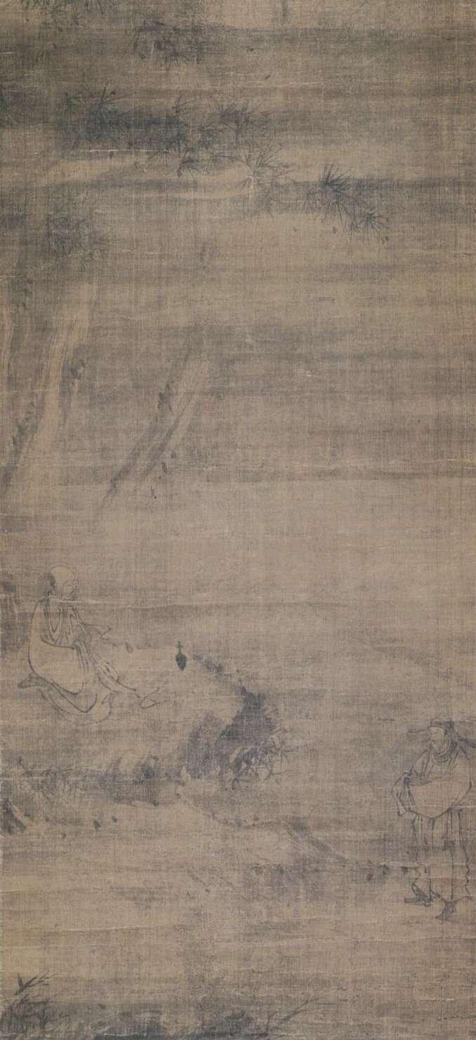Pei Xiu se encuentra con Huangbo · El aprendizaje de Rinzai con Ōbaku