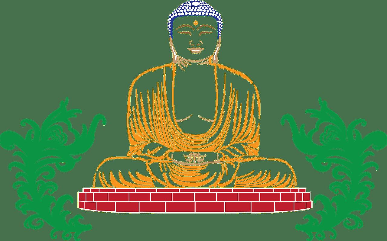 Las 108 puertas de la iluminación del Dharma