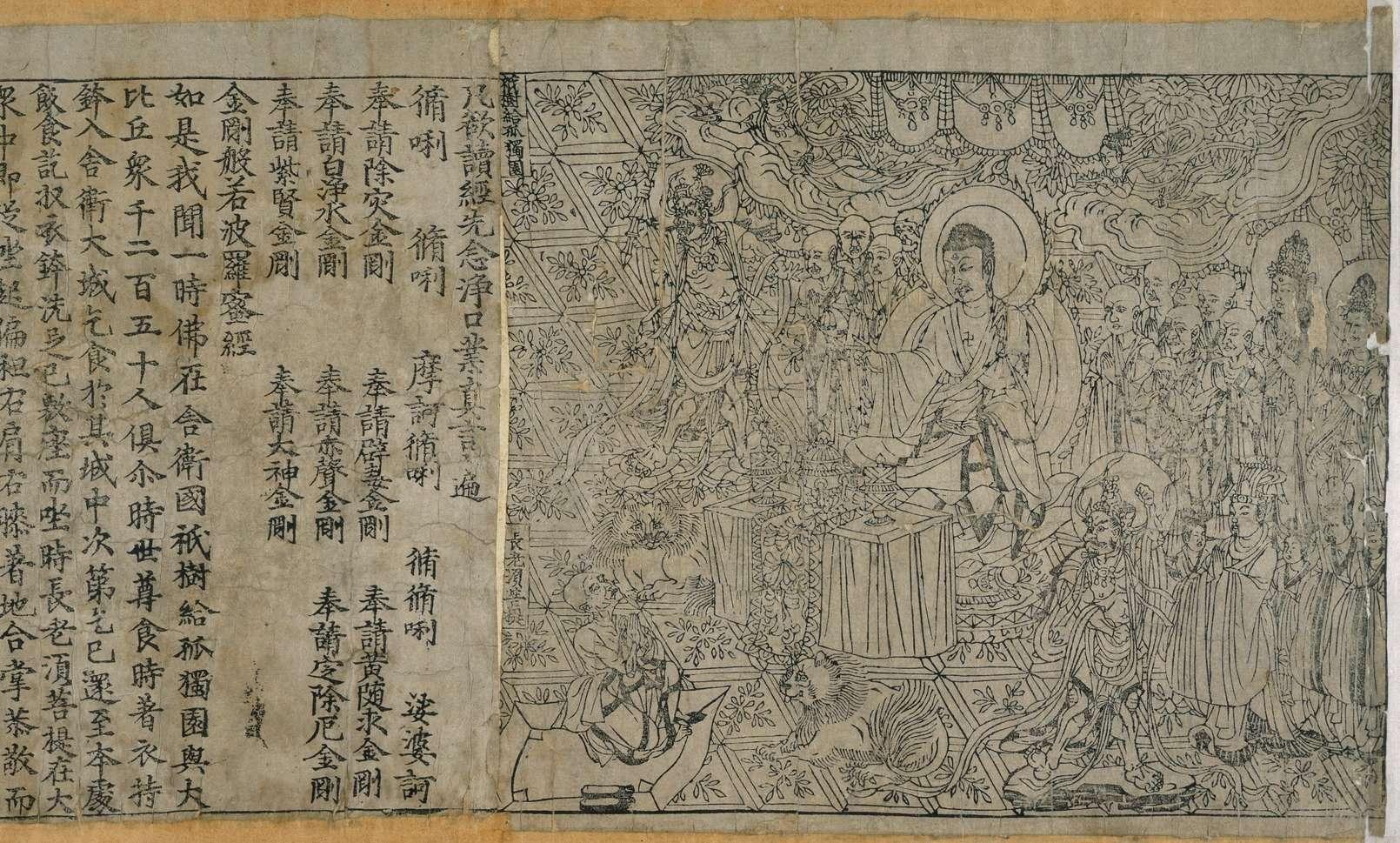 Los sutras budistas