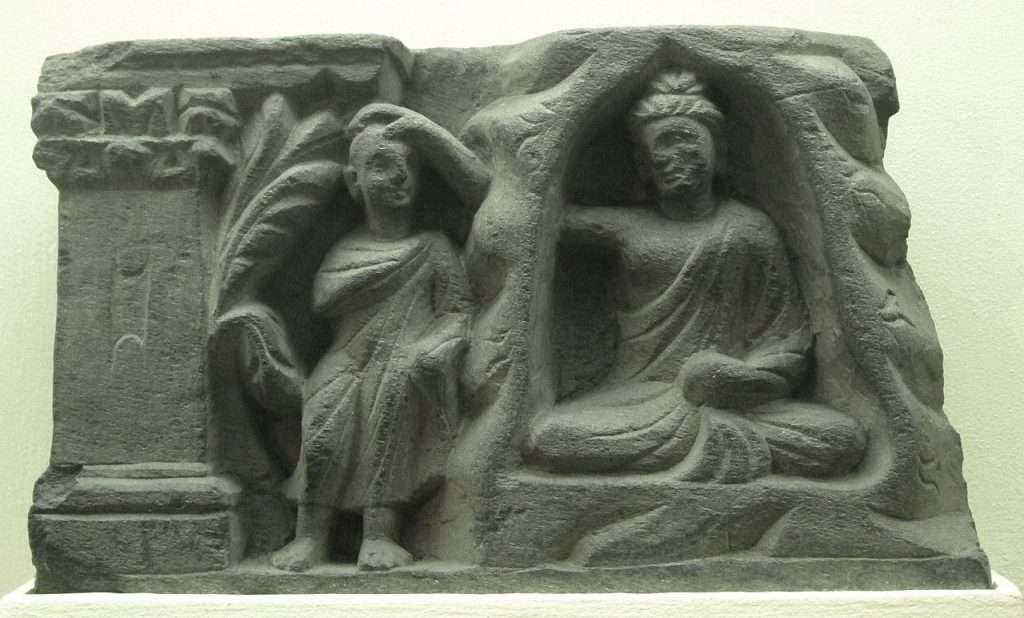 Ānanda [Sánscrito] (s. VI a.e.c.)
