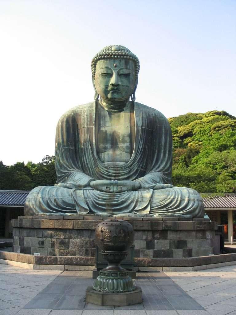 Daibutsu (Gran Buda), Kamakura · Maestros Zen