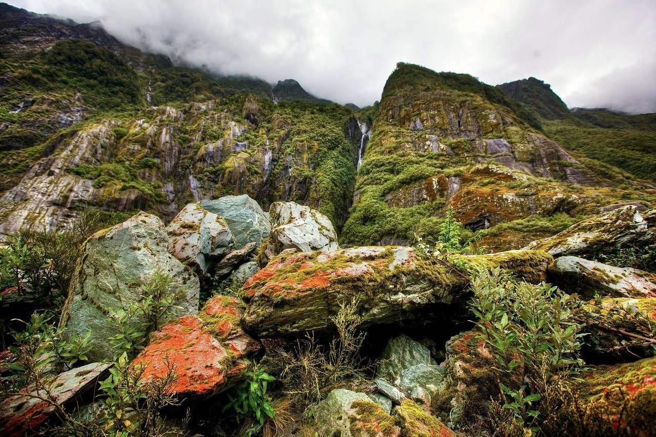 Practicar y exponer en las montañas profundas