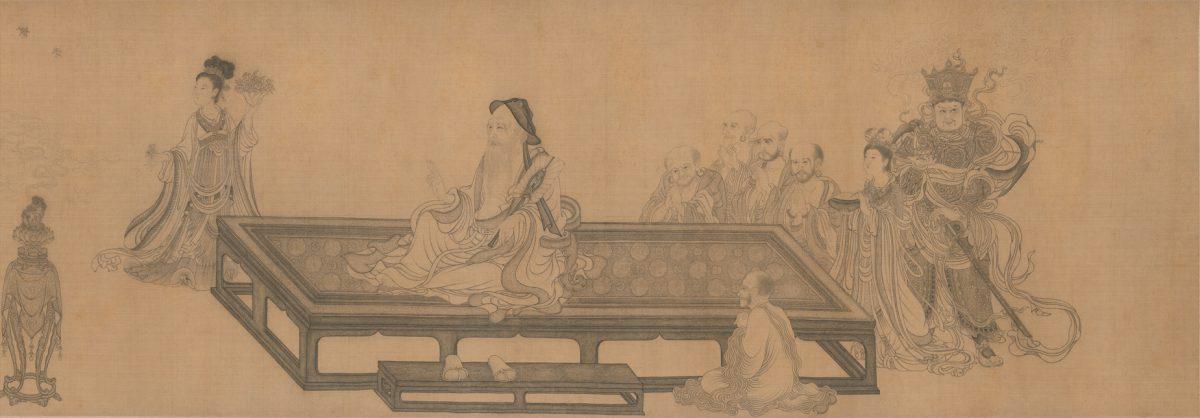 Meditar y la ley según Vimalakīrti · Extracto del capítulo III 'Los discípulos' del Sutra de Vimalakīrti
