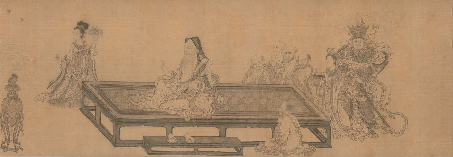 Meditar y la ley según Vimalakīrti