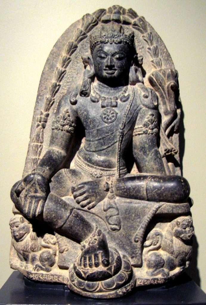 Manjushri · Bendōhō (El modelo para comprometerse con la Vía)