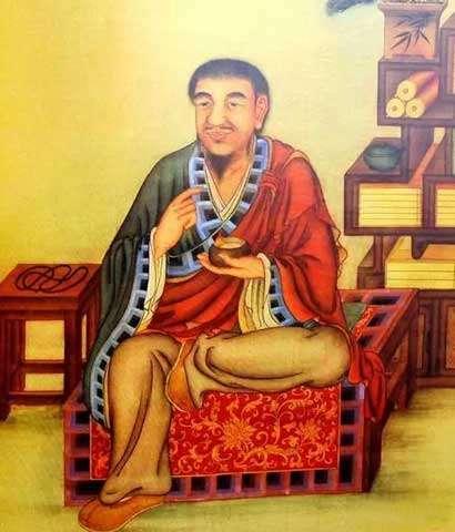 Furong [Dayang] Daokai [Fuyo -Taiyō- Dōkai en japonés] (1043–1118)
