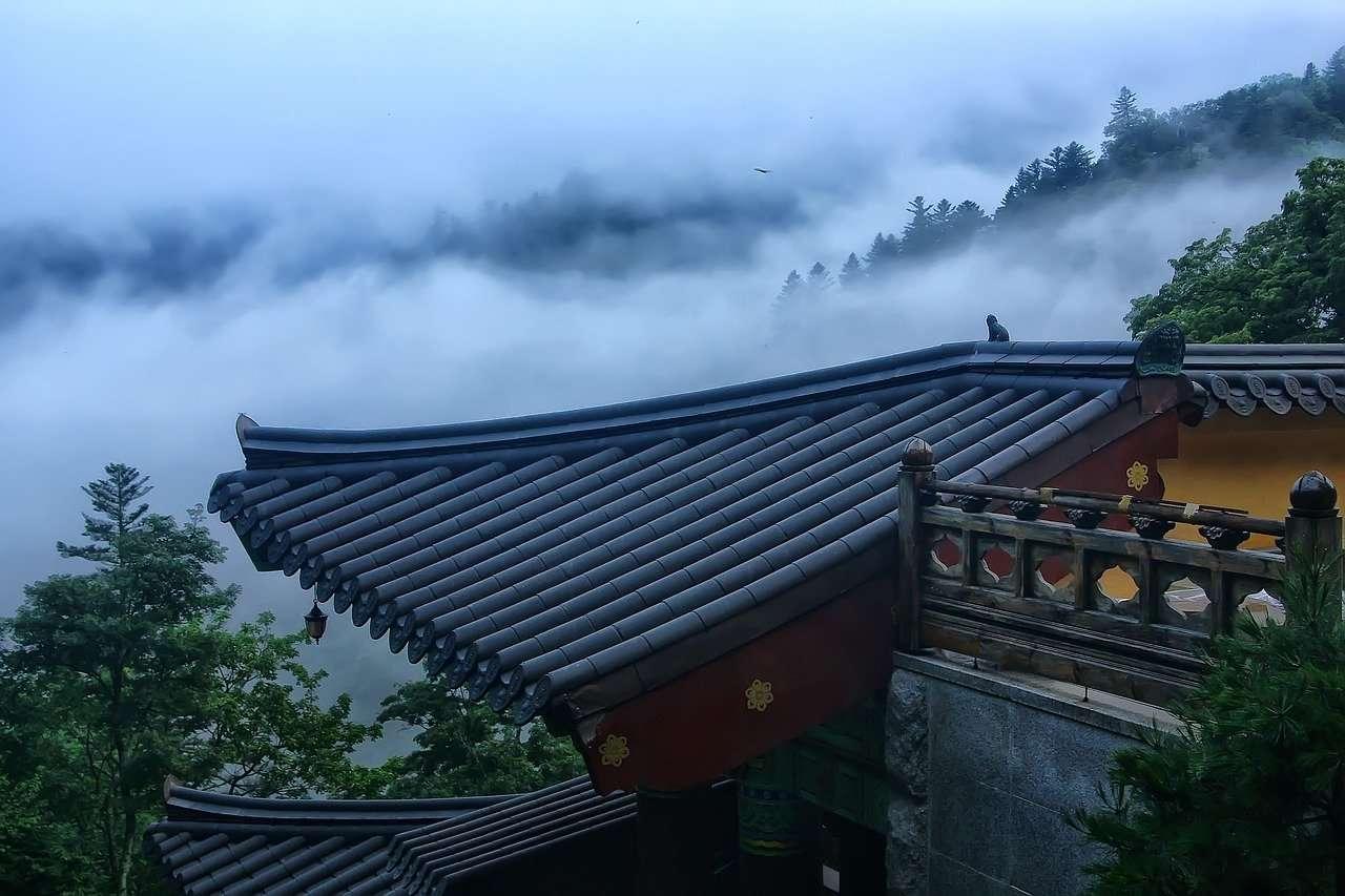 Residiendo plenamente en las montañas
