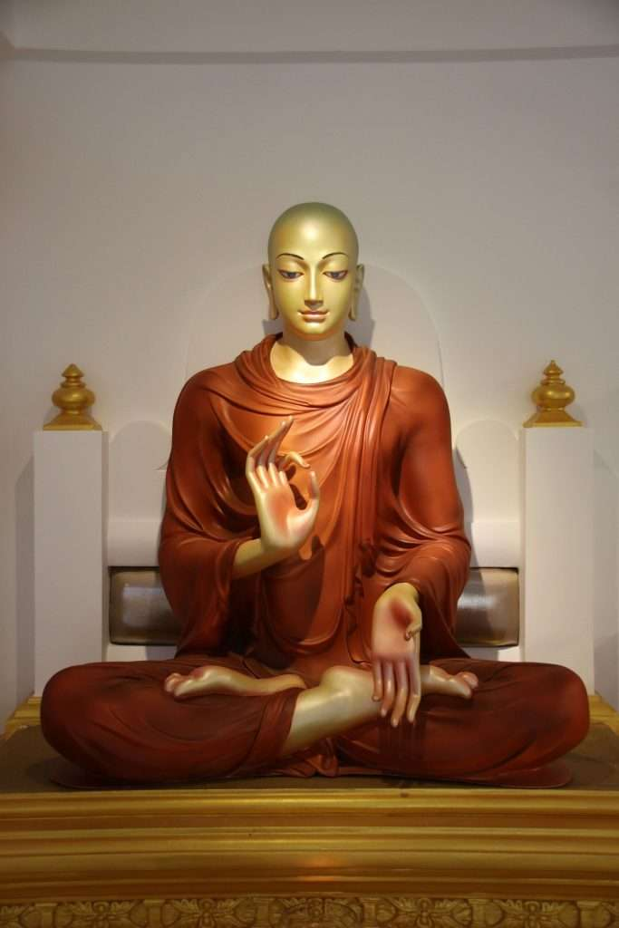 Śāriputra [en sánscrito; Sharishi en japonés] (s. VI a.e.c.)