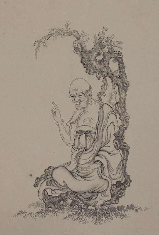 Jinhua Juzhi [Kinka Gutei en japonés] (f.d.)
