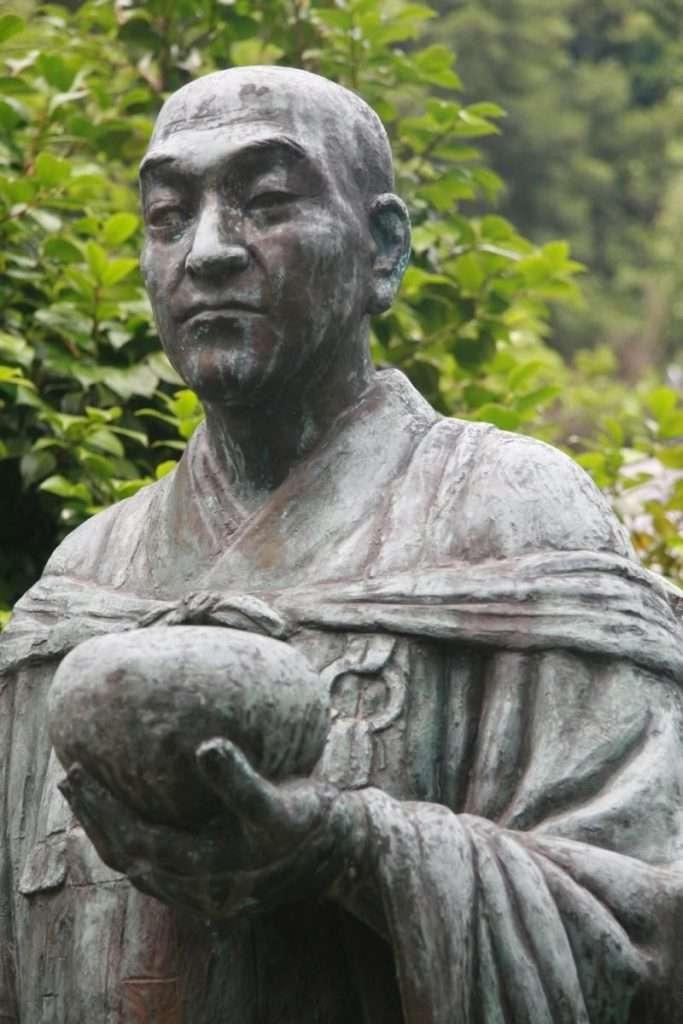 Ryōkan Daigu (良寛大愚 ) (1758–1831)